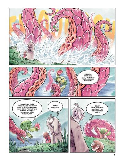 Page 6 Korokke et la fille qui a dit non