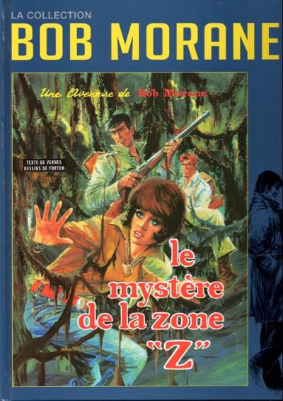 Couverture Bob Morane - La collection tome 1