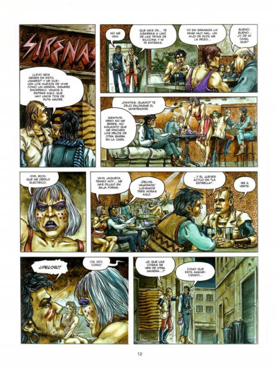 Page 1 antologia luis royo tome 1 - 1979-1982