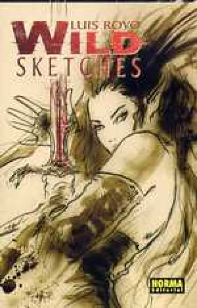 Couverture wild sketches tome 1
