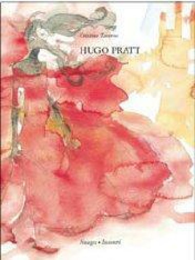 Couverture Hugo Pratt