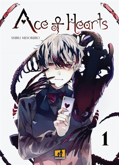 Couverture Ace of hearts tome 1