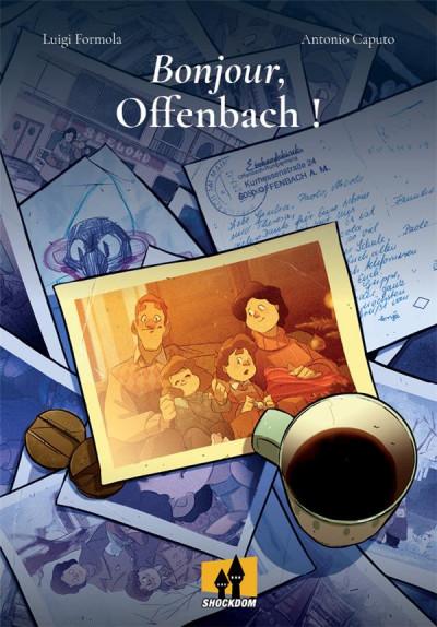 Couverture Bonjour, Offenbach !