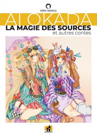 Couverture La magie des sources et autres contes