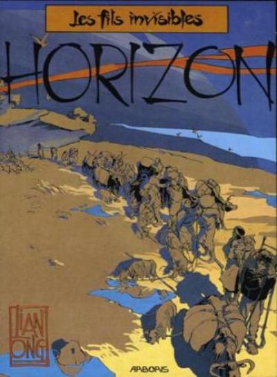 Couverture Horizon tome 2 - les fils invisibles