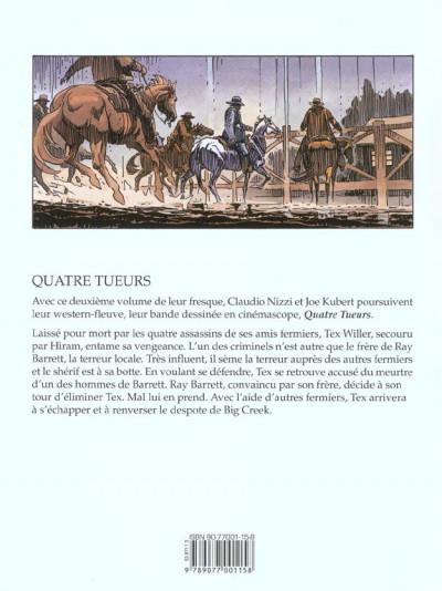Dos Quatre tueurs tome 2