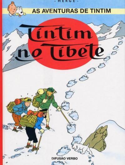 image de as aventuras de Tintim tome 20 - Tintim no Tibete