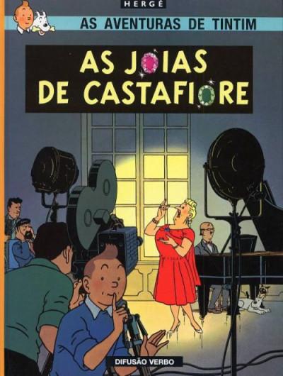 image de as aventuras de Tintim tome 21 - as joias de Castafiore