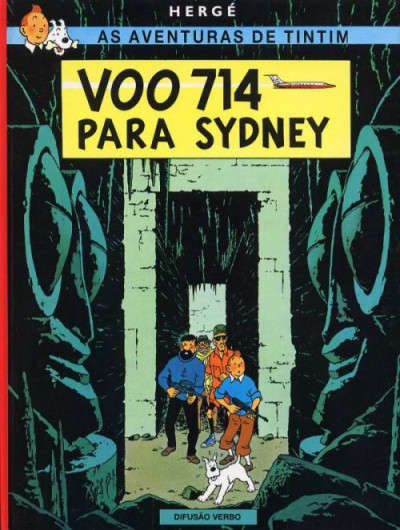 image de as aventuras de Tintim tome 22 - voo 714 para Sydney