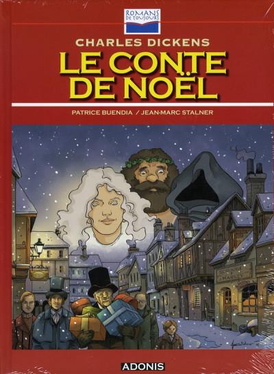 image de contes de noël