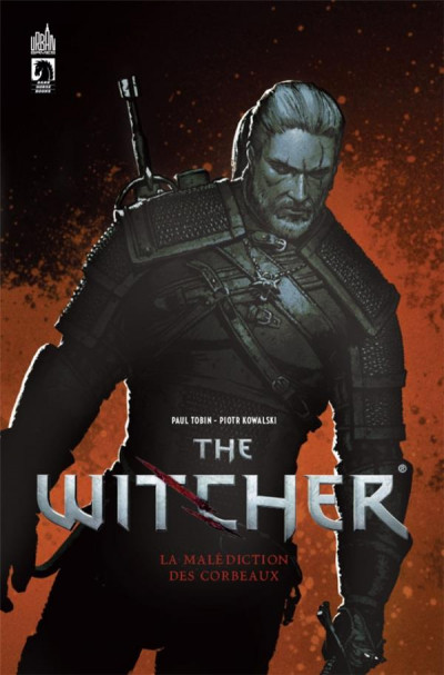 Couverture The witcher tome 1