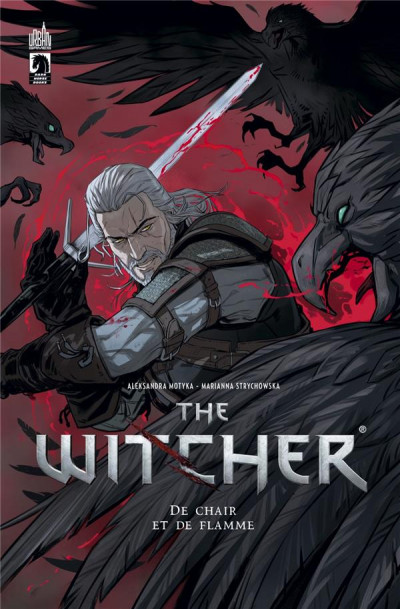 Couverture The witcher tome 2