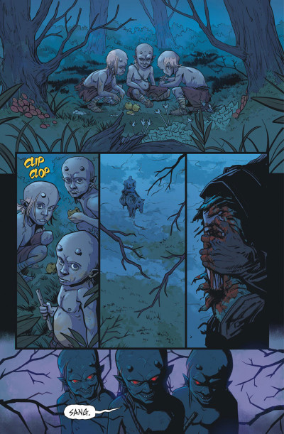 Page 1 The witcher tome 2