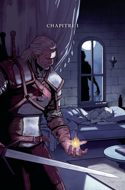 Page 7 The witcher tome 2