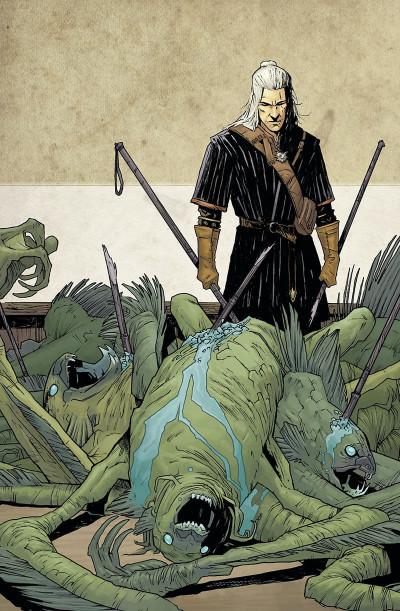 Page 3 The witcher - La légende tome 1 - Les filles-renardes