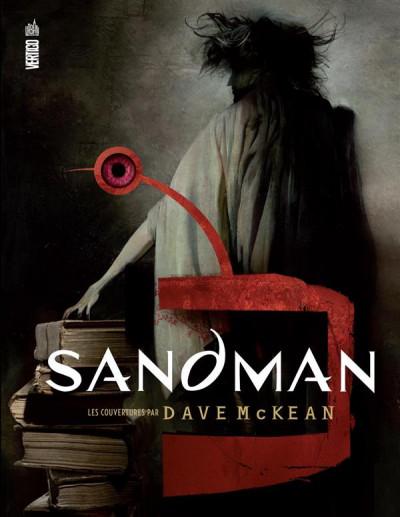 Couverture Sandman - Les couvertures par Dave McKean