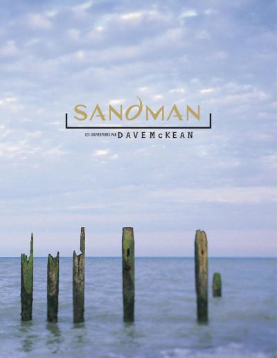 Page 3 Sandman - Les couvertures par Dave McKean