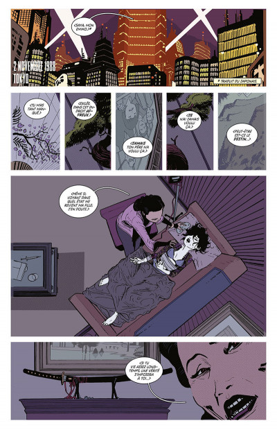 Page 8 Deadly class tome 6