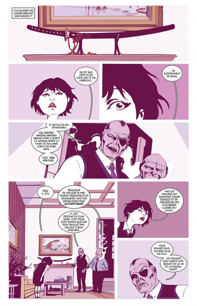 Page 9 Deadly class tome 6