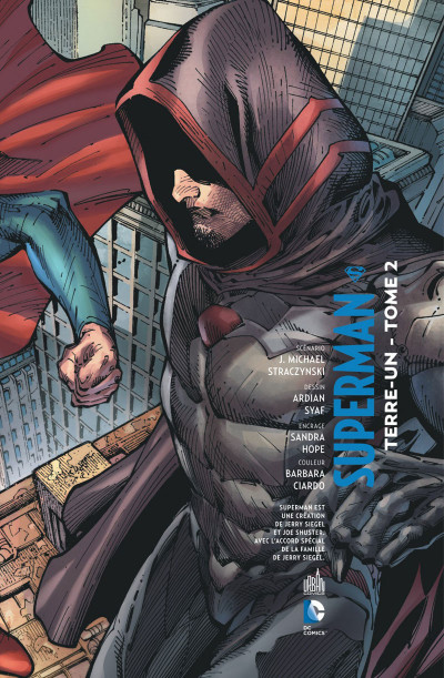 Page 3 Superman terre-1 tome 2