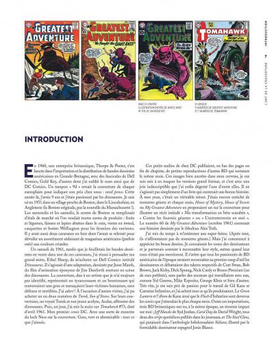 Page 7 Brian par Bolland - L'art de la couverture