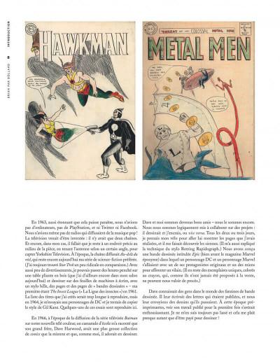 Page 8 Brian par Bolland - L'art de la couverture