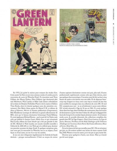 Page 9 Brian par Bolland - L'art de la couverture