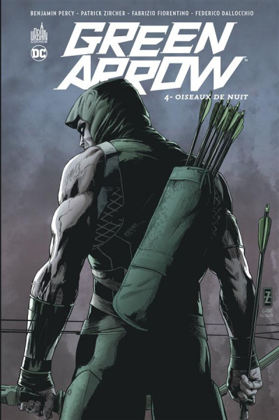 Couverture Green arrow tome 4