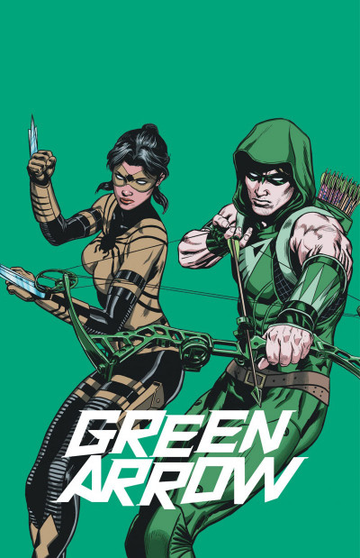 Page 1 Green arrow tome 4