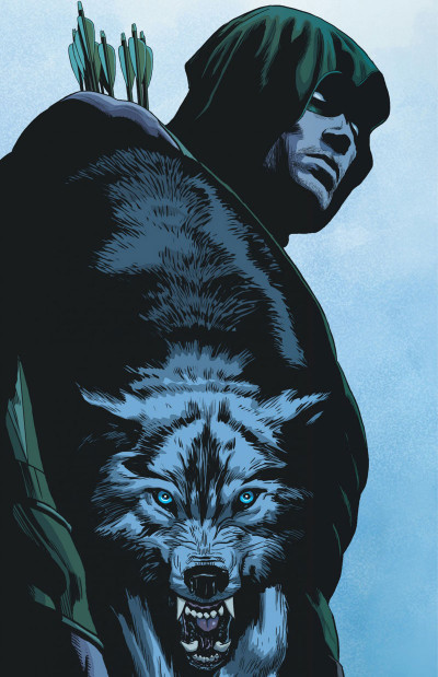 Page 2 Green arrow tome 4