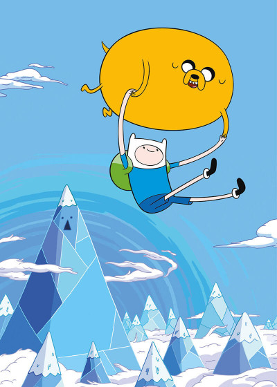 Page 5 Adventure time intégrale tome 1