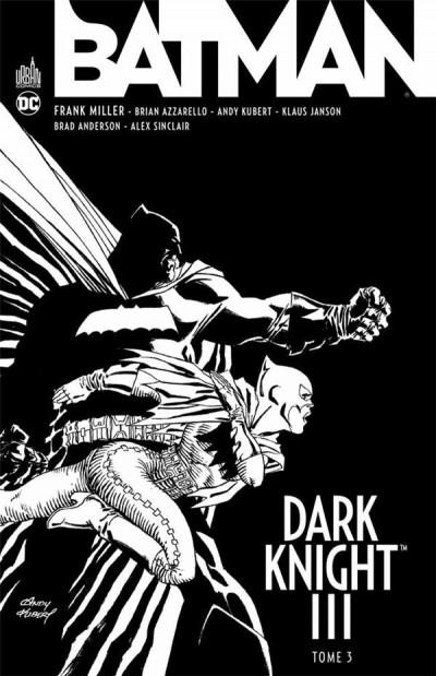 Couverture Batman dark knight III tome 3