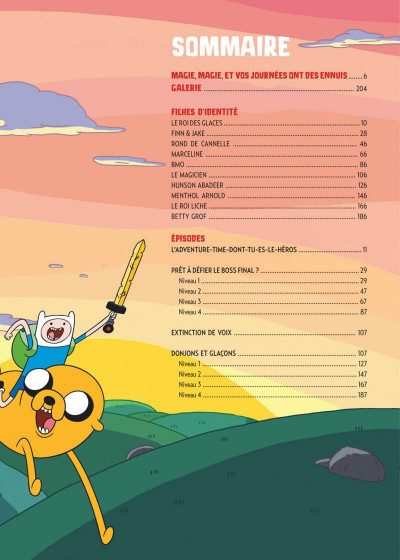 Page 5 Adventure time intégrale tome 2