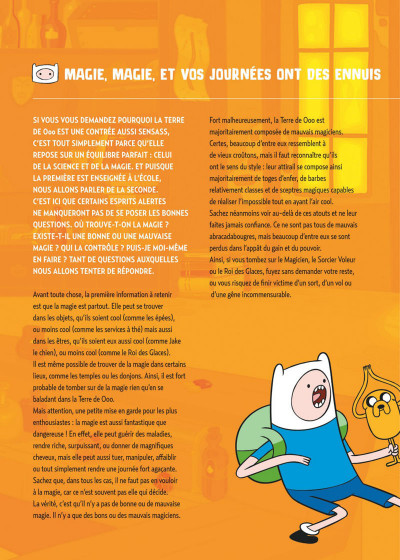 Page 6 Adventure time intégrale tome 2