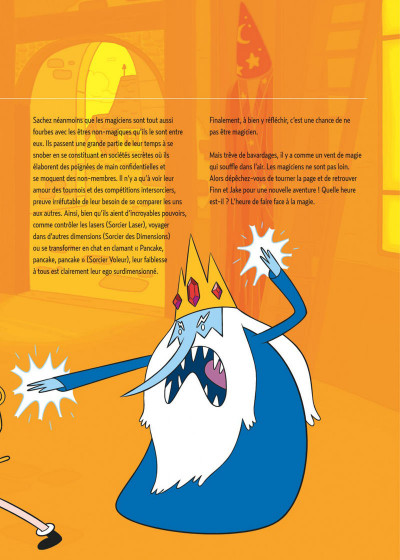 Page 7 Adventure time intégrale tome 2