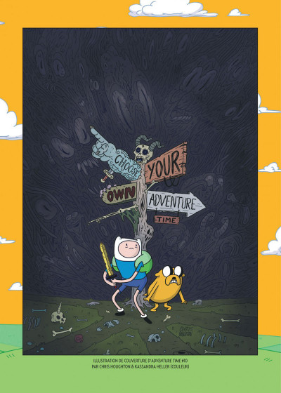 Page 8 Adventure time intégrale tome 2