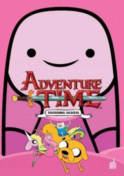 Couverture Adventure time intégrale tome 3
