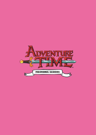 Page 1 Adventure time intégrale tome 3