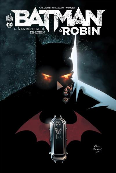 Couverture Batman et Robin tome 6
