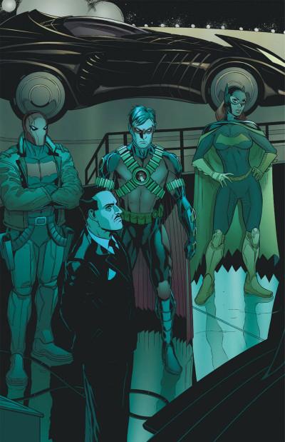 Page 2 Batman et Robin tome 6