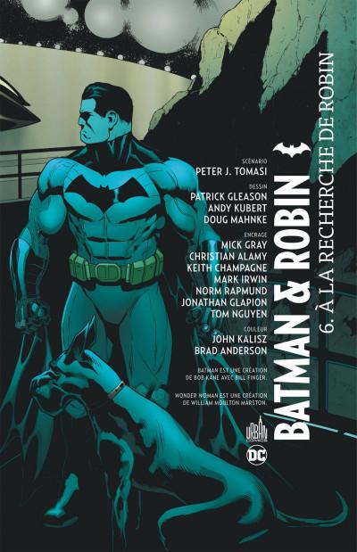 Page 3 Batman et Robin tome 6