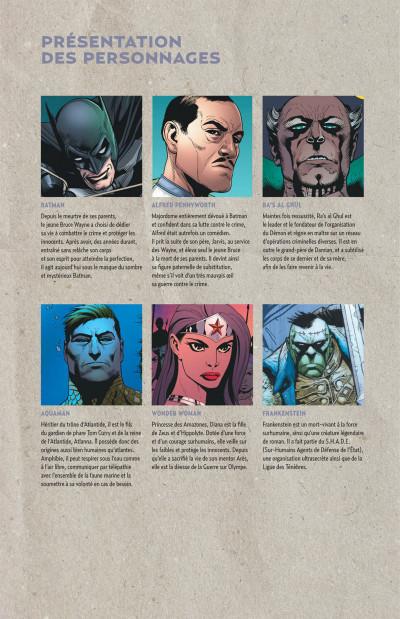 Page 5 Batman et Robin tome 6