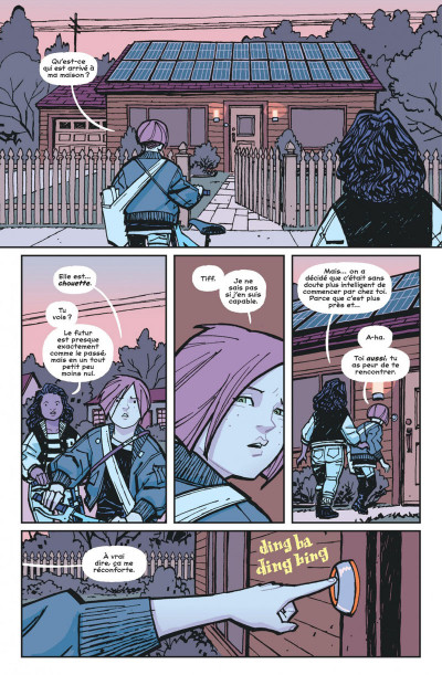 Page 2 Paper girls tome 2