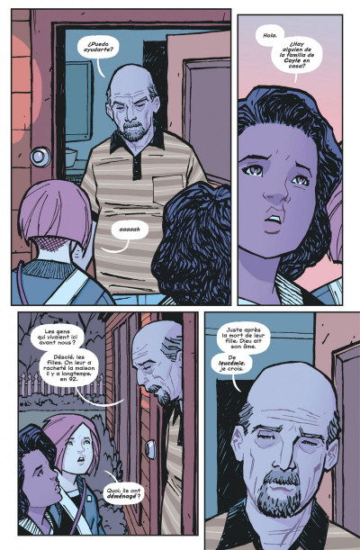 Page 3 Paper girls tome 2