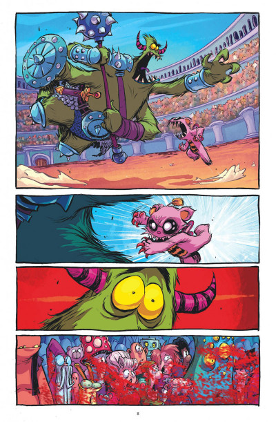 Page 2 I hate fairyland tome 2