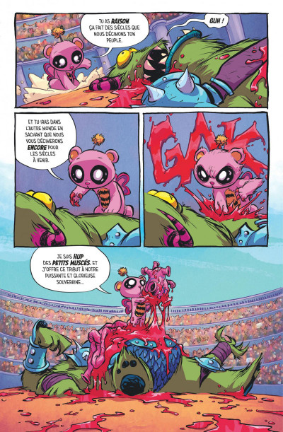 Page 3 I hate fairyland tome 2
