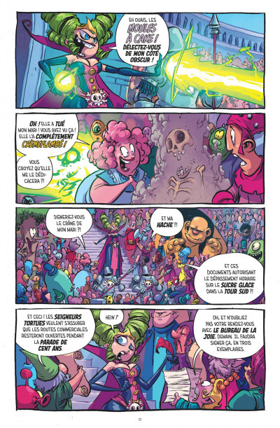 Page 5 I hate fairyland tome 2