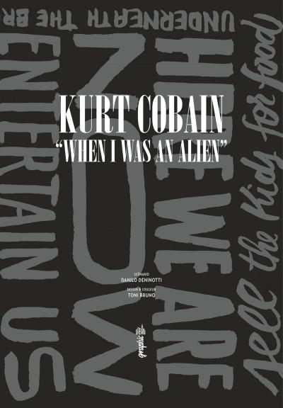 Page 3 Kurt Cobain - When I was an alien