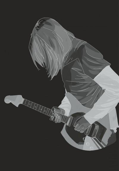 Page 4 Kurt Cobain - When I was an alien