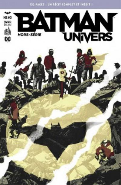 Couverture Batman univers HS tome 3